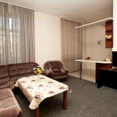Гостиница Охта комната для гостей фото 4