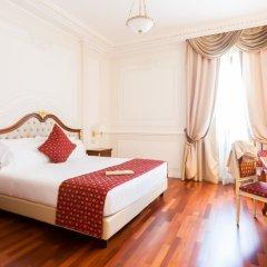 Radisson Blu GHR Hotel, Rome комната для гостей фото 2