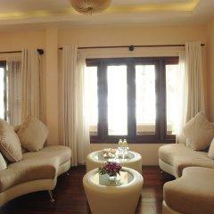 Отель Vinh Hung Riverside Resort & Spa Вьетнам, Хойан - отзывы, цены и фото номеров - забронировать отель Vinh Hung Riverside Resort & Spa онлайн комната для гостей фото 4