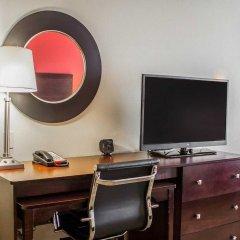 Отель Comfort Suites East Broad at 270 США, Колумбус - отзывы, цены и фото номеров - забронировать отель Comfort Suites East Broad at 270 онлайн удобства в номере