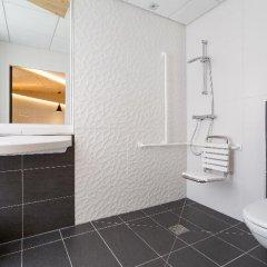 Отель Urban Bivouac Hôtel Tolbiac Olympiades Франция, Париж - отзывы, цены и фото номеров - забронировать отель Urban Bivouac Hôtel Tolbiac Olympiades онлайн ванная