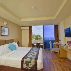 Отель Season Paradise Мальдивы, Ланканфинолу - отзывы, цены и фото номеров - забронировать отель Season Paradise онлайн комната для гостей фото 5