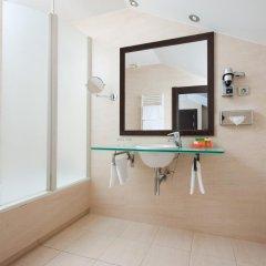 Отель NH Ciudad de Santander Испания, Сантандер - отзывы, цены и фото номеров - забронировать отель NH Ciudad de Santander онлайн ванная фото 2