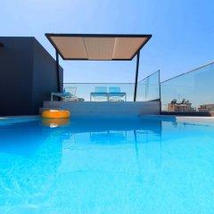 Апартаменты Athina Art Apartments бассейн