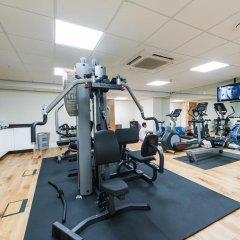 Отель The RE London Shoreditch фитнесс-зал фото 3