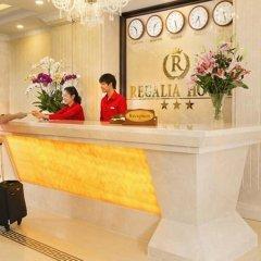 Отель Regalia Hotel Вьетнам, Нячанг - отзывы, цены и фото номеров - забронировать отель Regalia Hotel онлайн интерьер отеля фото 3