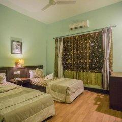Отель Ananda Inn Непал, Лумбини - отзывы, цены и фото номеров - забронировать отель Ananda Inn онлайн комната для гостей фото 3