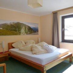 Отель Berghotel Franzenshöhe Стельвио комната для гостей фото 4