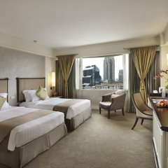 Отель Dusit Thani Bangkok 5* Улучшенный номер фото 6