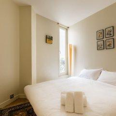 Отель Pompidou Hideaway Франция, Париж - отзывы, цены и фото номеров - забронировать отель Pompidou Hideaway онлайн комната для гостей фото 2
