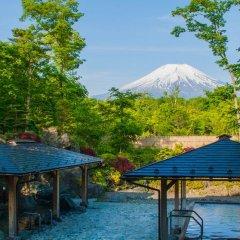 Отель Lake Pia Angel Яманакако бассейн