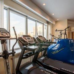 Гостиница Онегин фитнесс-зал фото 2