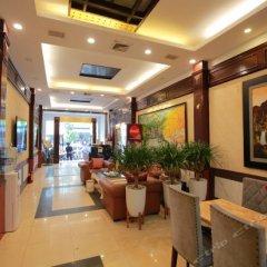 Hanoi Venus Hotel интерьер отеля