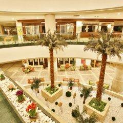 Sunis Kumköy Beach Resort Hotel & Spa – All Inclusive интерьер отеля фото 2