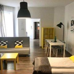 Отель Apartament Stockholm Познань комната для гостей фото 5