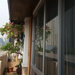 Отель W 21 HOTEL Bangkok Таиланд, Бангкок - 1 отзыв об отеле, цены и фото номеров - забронировать отель W 21 HOTEL Bangkok онлайн балкон