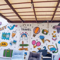 Hostel Bu93 Тель-Авив детские мероприятия