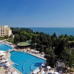 Отель Sol Nessebar Mare Hotel - Все включено Болгария, Несебр - 8 отзывов об отеле, цены и фото номеров - забронировать отель Sol Nessebar Mare Hotel - Все включено онлайн балкон