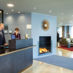 Отель Holiday Inn Milan - Garibaldi Station интерьер отеля