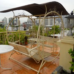 Апартаменты Sathorn Saint View Serviced Apartment Бангкок питание