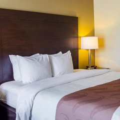 Отель Quality Inn Vicksburg комната для гостей