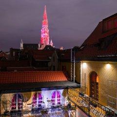 Отель Mozart Бельгия, Брюссель - 4 отзыва об отеле, цены и фото номеров - забронировать отель Mozart онлайн балкон
