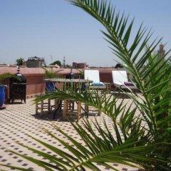 Отель Riad Tahar Oasis Марокко, Марракеш - отзывы, цены и фото номеров - забронировать отель Riad Tahar Oasis онлайн фото 10
