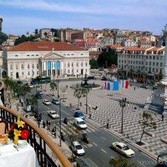 Отель Metropole Португалия, Лиссабон - 1 отзыв об отеле, цены и фото номеров - забронировать отель Metropole онлайн балкон