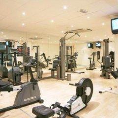 Отель Thon Bristol Stephanie Брюссель фитнесс-зал фото 3