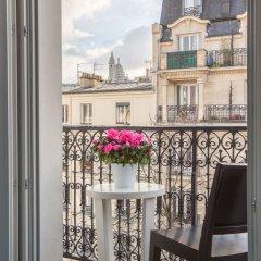 Отель Best Western Prince Montmartre Франция, Париж - 2 отзыва об отеле, цены и фото номеров - забронировать отель Best Western Prince Montmartre онлайн балкон