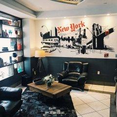 Отель CITY ROOMS NYC - Soho интерьер отеля