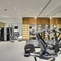 Отель Melia Galgos фитнесс-зал фото 3