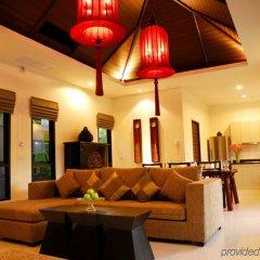 Отель The Bell Pool Villa Resort Phuket интерьер отеля
