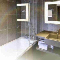 Отель Novotel Manchester Centre ванная