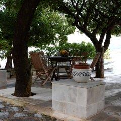 Art Hotel Galathea пляж