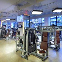 Отель Occidental Bilbao фитнесс-зал