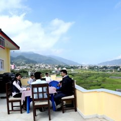 Отель Green Eco Resort Непал, Катманду - отзывы, цены и фото номеров - забронировать отель Green Eco Resort онлайн балкон