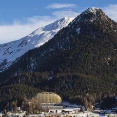 Отель InterContinental Davos Швейцария, Давос - отзывы, цены и фото номеров - забронировать отель InterContinental Davos онлайн