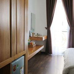 Phuong Anh Golf Valley Hotel Далат сейф в номере