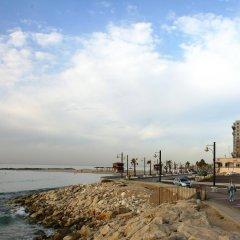 Апартаменты Israel-haifa Apartments Хайфа приотельная территория