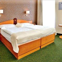 Hotel Merkur Прага комната для гостей