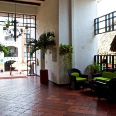 Hotel Sansiraka интерьер отеля