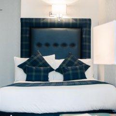 Argyll Hotel Глазго ванная