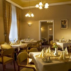 Отель Metropol Чехия, Франтишкови-Лазне - отзывы, цены и фото номеров - забронировать отель Metropol онлайн питание фото 2