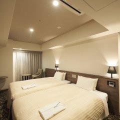 Отель Sotetsu Fresa Inn Ginza-Nanachome Япония, Токио - отзывы, цены и фото номеров - забронировать отель Sotetsu Fresa Inn Ginza-Nanachome онлайн комната для гостей фото 5