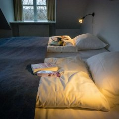 Hotel Årslev Kro комната для гостей фото 5
