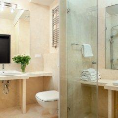 Апартаменты Chopin Apartments Platinum Towers ванная