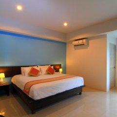 Отель Cool Residence 3* Улучшенный номер разные типы кроватей