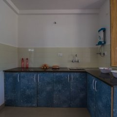 Отель OYO 11897 Home Greek Style 2BHK With Pool Bambolim Гоа в номере фото 2