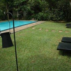 Отель Nisala Arana Boutique Hotel Шри-Ланка, Бентота - отзывы, цены и фото номеров - забронировать отель Nisala Arana Boutique Hotel онлайн бассейн фото 3